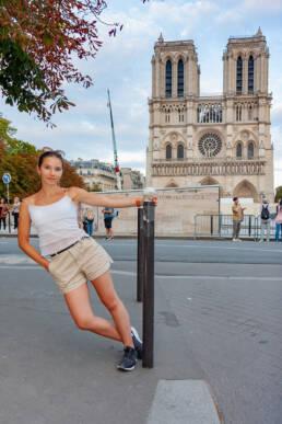Cathedral Notre Dame Paris