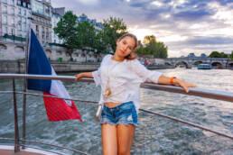 La Seine River Paris