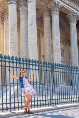 The Pantheon Paris